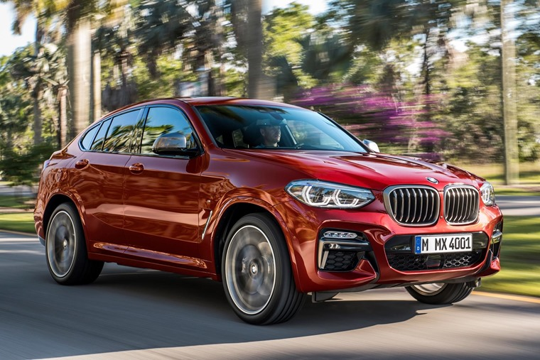 The new BMW X4: should you choose one over the SUV-shaped X5?