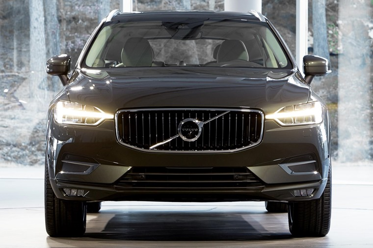 The all-new XC60 will be shown off in Manchester's Arndale, before it's even available.
