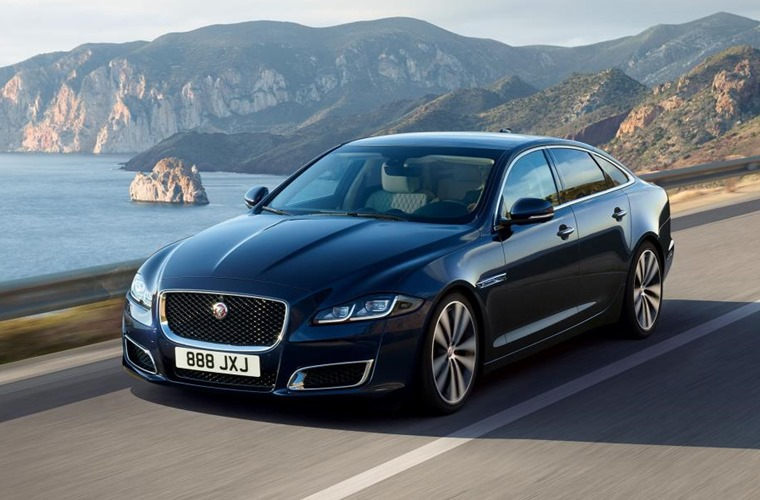 Jaguar XJ50 – a special edition celebrating 50 years of, you guessed it... the XJ.